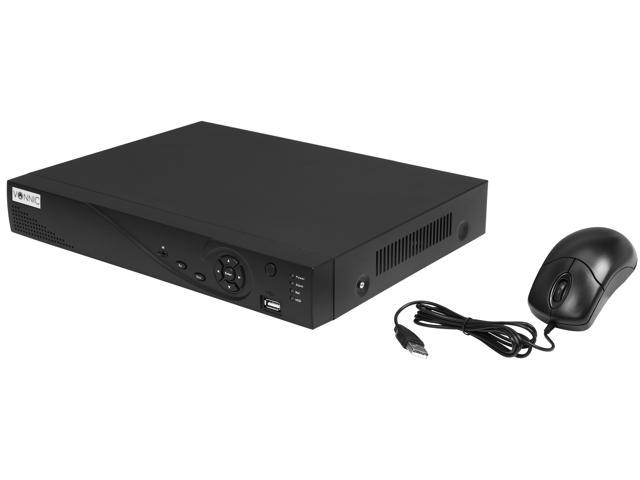 Vonnic DVR-CVI3208 8CH HDCVI 720P Real Time Recording DVR System (Hard Drive Not Included)