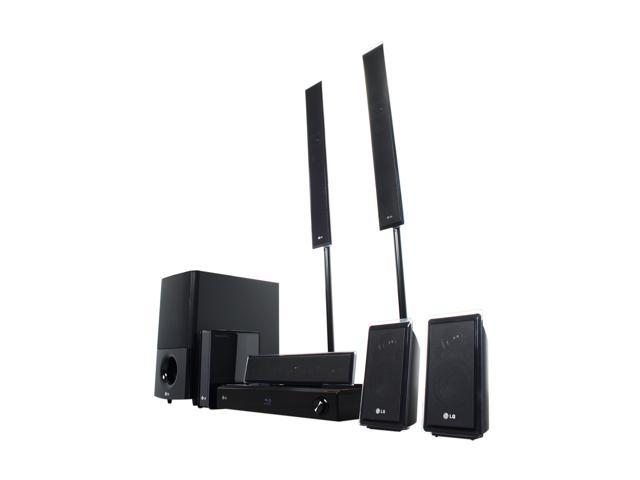 LG LHB975 Network Blu-ray Disc Home Theater System