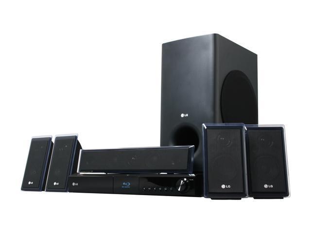 LG LHB535 Network Blu-ray Disc Home Theater System - Newegg.com