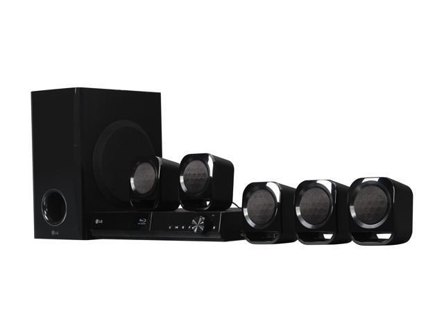 LG BH4120S 5.1 Blu-Ray Home Cinema System