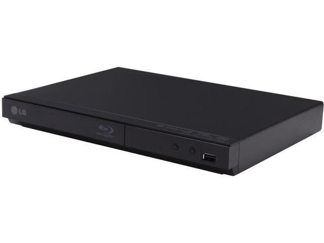LG Blu-ray Player BP125