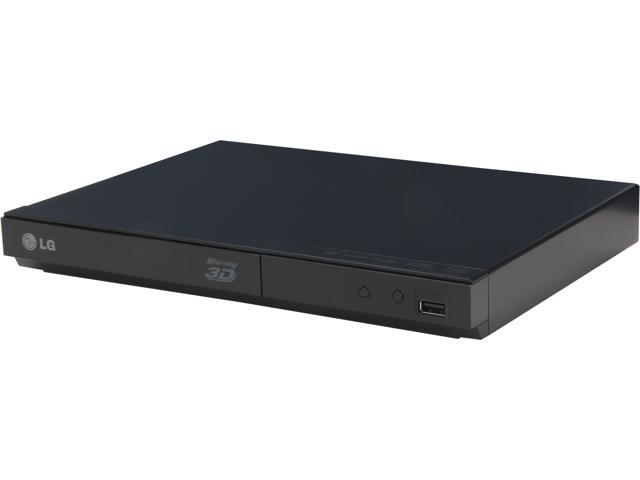 LG Smart 3D Ready Blu-ray Player With Wi-Fi BP325W