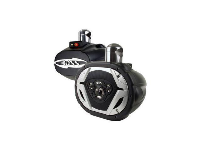 Boss Audio 550 Watts 4-Way Waketower Speaker System - Black