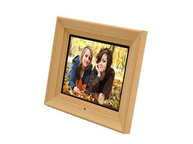 """Rosewill RDF-104 10.4"""" 10.4'' 4:3 Ratio Digital Frame with MP3/Video Player"""