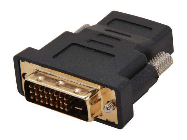 Rosewill RCW-H9015 DVI-D (24+1) to HDMI Adapter