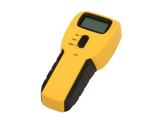 Rosewill REGD-6361 3-in-1 Detector Stud/Metal/Voltage Detector with LCD Display
