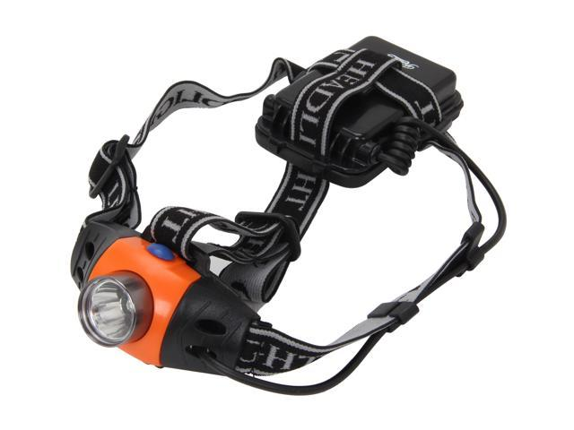 Rosewill RLFL-11004 1W 70 Lumens LED Head Lamp