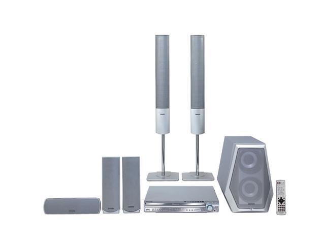 Panasonic Sc-ht930 5 1ch 1000w 5-dvd Home Theater System