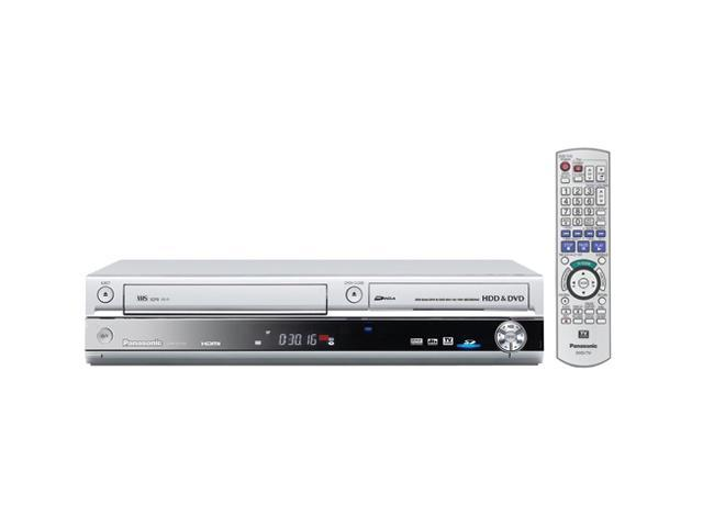 Panasonic DMR-EH75VS DVD Recorder w/ Built-in 80GB Hard Disk Drive