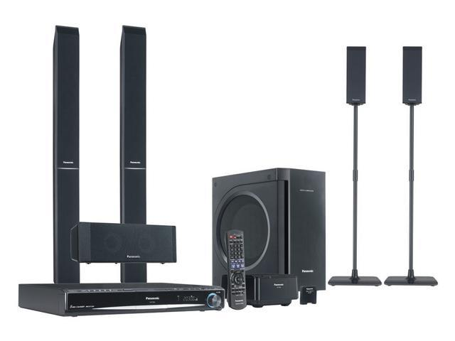 Panasonic SC-PT960 1080p Up-Conversion DVD 5.1 CH Home Theater System