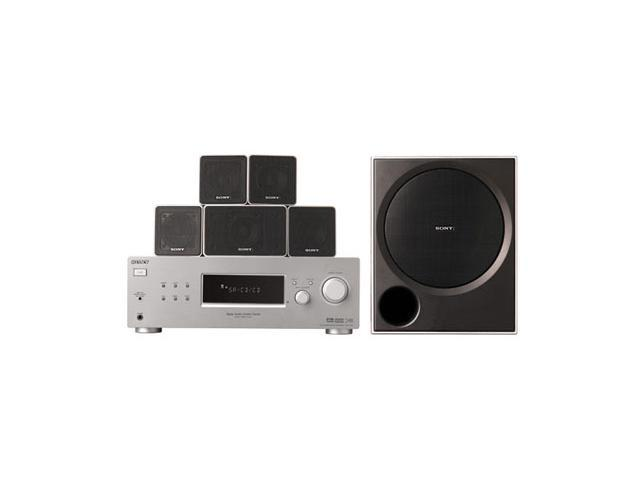 SONY HT-DDW790 Component Home Theater System