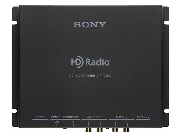 SONY HD Radio Tuner