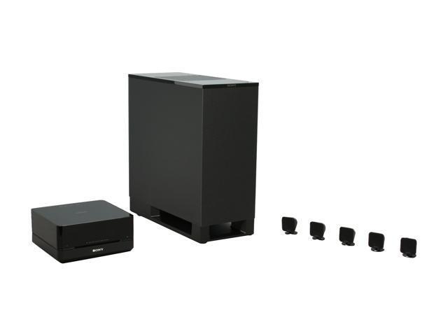 SONY DAVIS10 BRAVIA Home Theater Micro System - Black