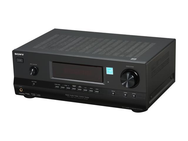 SONY STR-DH500 5.1-Channel Home Theater A/V Receiver