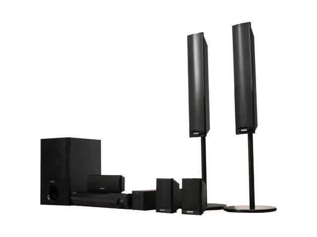 SONY DAV-HDX589W 5.1-Channel DVD Home Theater System