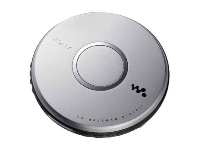 sony walkman portable cd player dej011. Black Bedroom Furniture Sets. Home Design Ideas