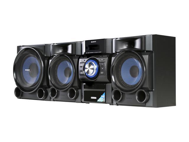 SONY CD/MP3/Radio 1-Disc Changer Mini Hi-Fi Shelf System MHC-EC909iP
