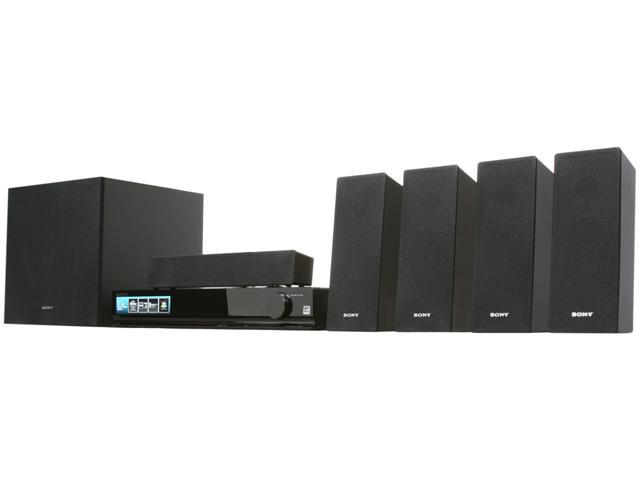 SONY HT-SS380 3D Surround Sound Home Theater System