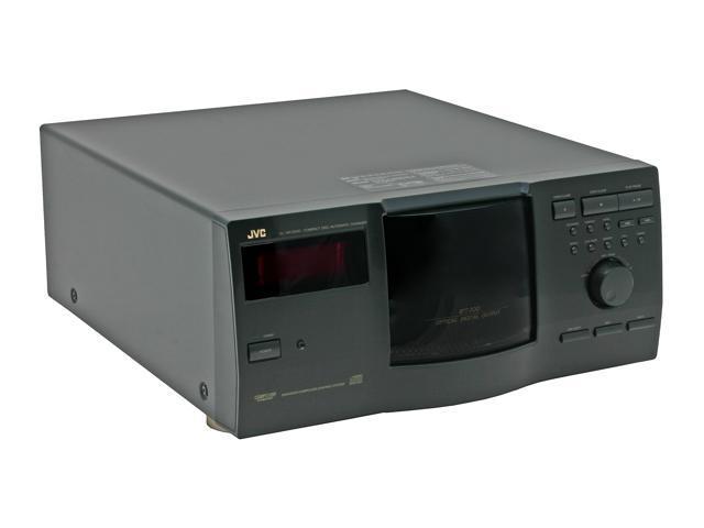 JVC XL-MC2000 200 Disc CD Changer