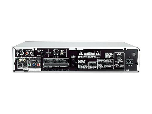 JVC TH-C5 5.1CH 5-DVD Home Theater System