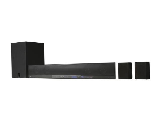 JVC TH-BA3 5.1-Channel Soundbar Home Theater System