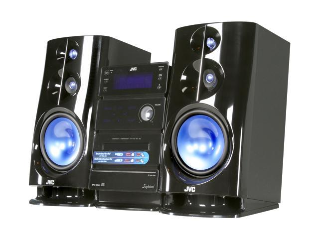 Jvc Dual Ipod Dock Mini Stereo Audio System Nx D2 Newegg Com