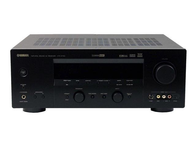Yamaha htr 5790 7 1 channel digital home theater receiver for Yamaha home theater amplifier