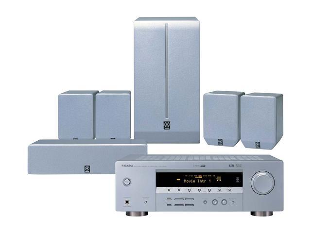 YAMAHA YHT270 5.1 Channel Home Theater in a Box System