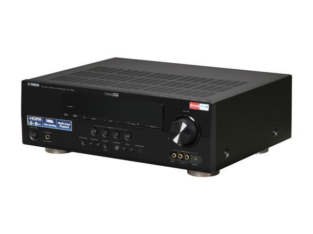 Yamaha rx v665 7 2 channel digital home theater receiver for Yamaha av receiver rx v665
