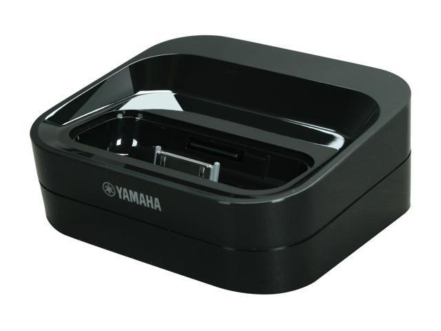 YAMAHA YDS-12BL iPhone/iPod Dock for select Yamaha AV Products
