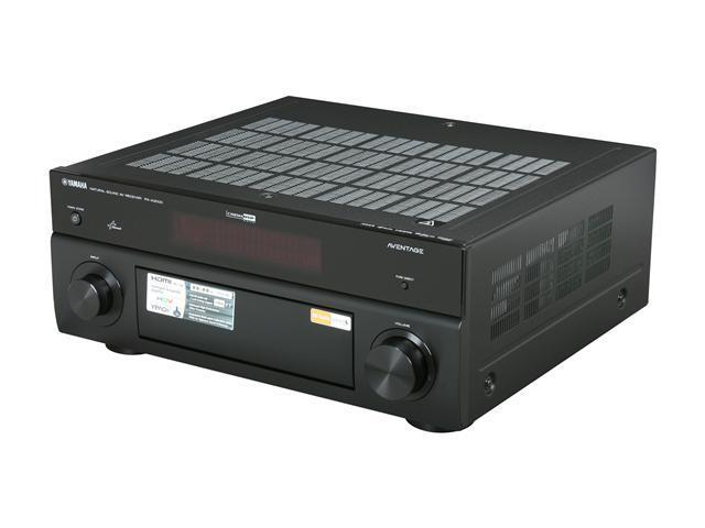 Yamaha rx a3000 7 2 channel aventage network a v receiver for Yamaha aventage rx a3000