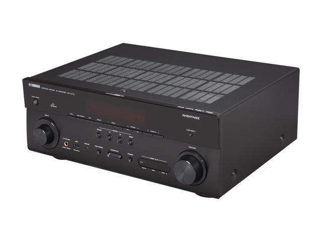 YAMAHA RX-A710BL 7.1-Channel AVENTAGE Series Home Theater Receiver