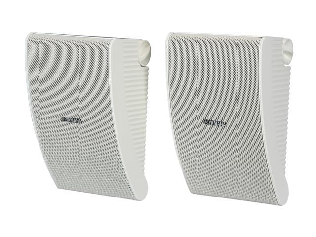 YAMAHA NS-AW592WH All-Weather Speakers (White) Pair