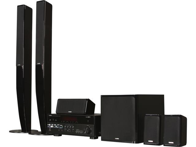 YAMAHA YHT-699UBL Home Theater In-a-Box