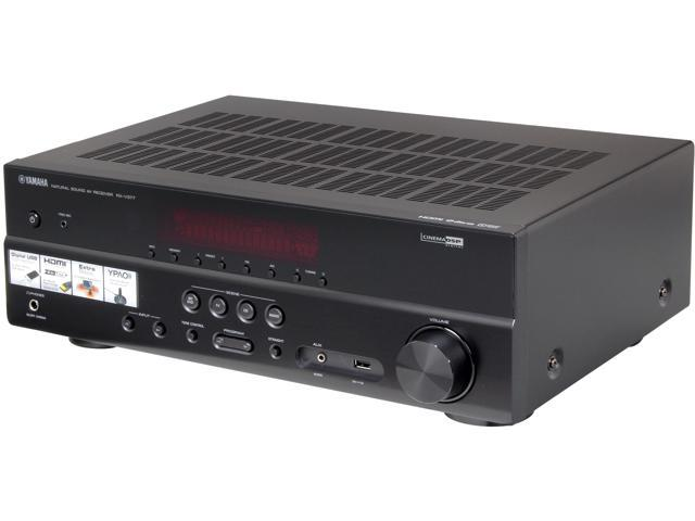 yamaha rx v377 5 1 channel home theater av receiver