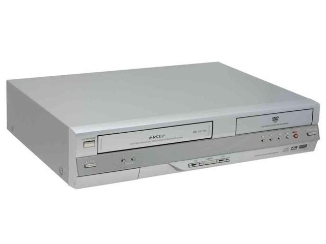 TOSHIBA D-VR4X Hi-Fi VCR & DVD Video Recorder