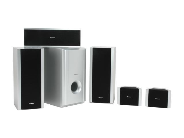 pioneer 5 1 home theater system. pioneer s-htd540 5.1 ch home theater speaker system 5 1 b