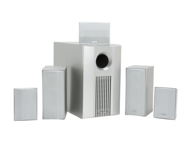 Pioneer S-FCRW230-S 5.1 CH Home Theater Speaker System