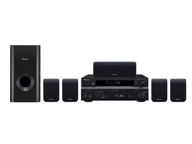 Pioneer HTP-2900 Home Theater Package with A/V Receiver and 5.1-Channel Speaker System