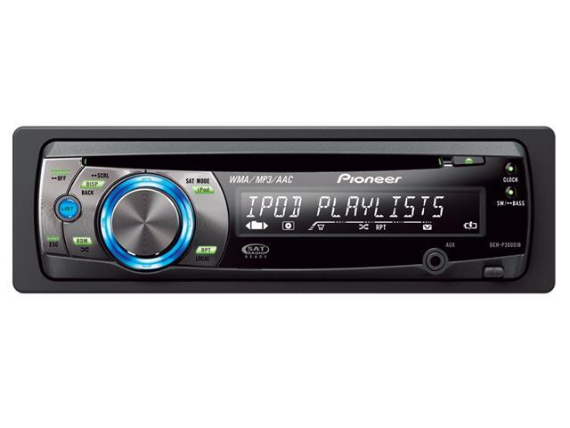 Pioneer In-Dash CD Receiver with iPod Direct Control