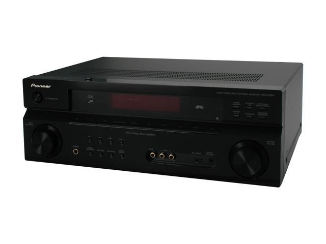 Pioneer VSX-818V-K 5.1-Channel A/V Receiver