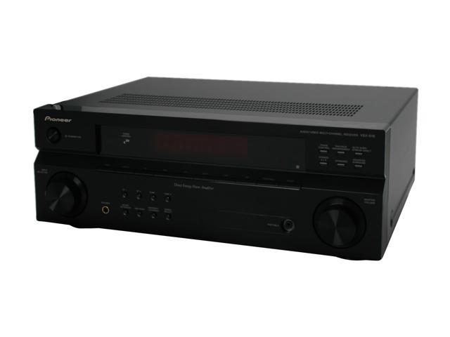 Panasonic VSX-518-K 5.1-Channel A/V Receiver