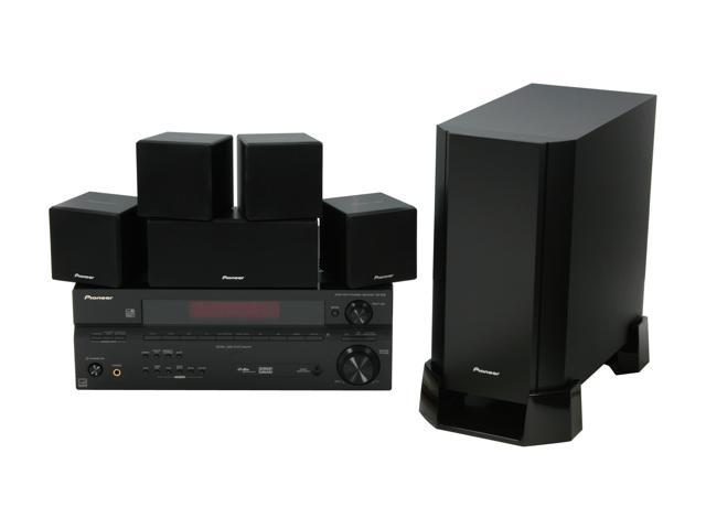 Pioneer HTP-2920 High Power 5.1 Surround Sound System