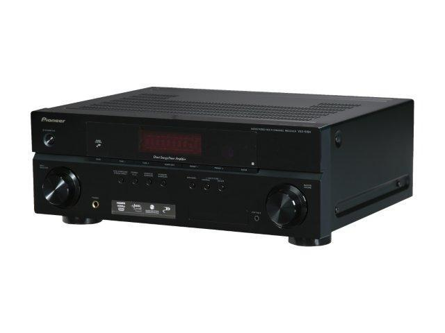 Pioneer VSX-519V-K 5.1-Channel A/V Receiver