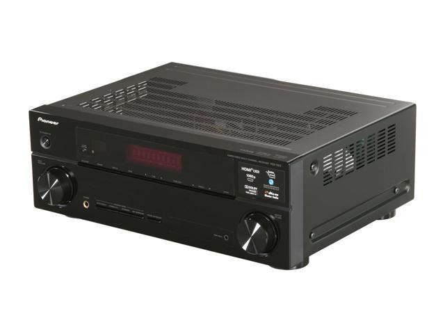 Pioneer VSX-520-K 5.1-Channel 3-D Ready A/V Receiver