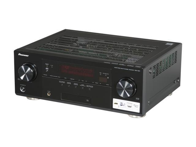 Pioneer VSX-1021-K 7.1-Channel A/V Receiver
