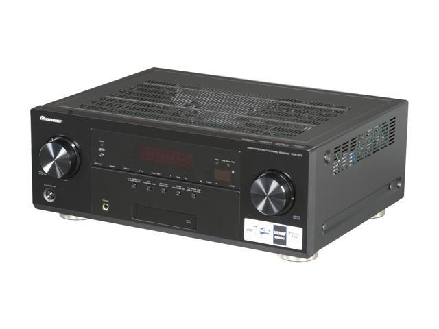 Pioneer VSX-821-K 5.1-Channel 3D Ready A/V Receiver