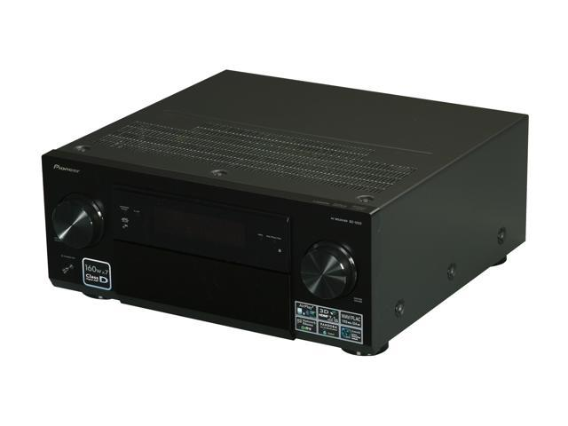 Pioneer SC-1222-K 7.2-Channel Network Ready AV Receiver