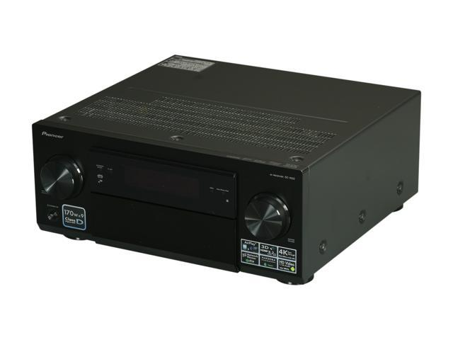 Pioneer SC-1522-K 9.2-Channel AV Receiver