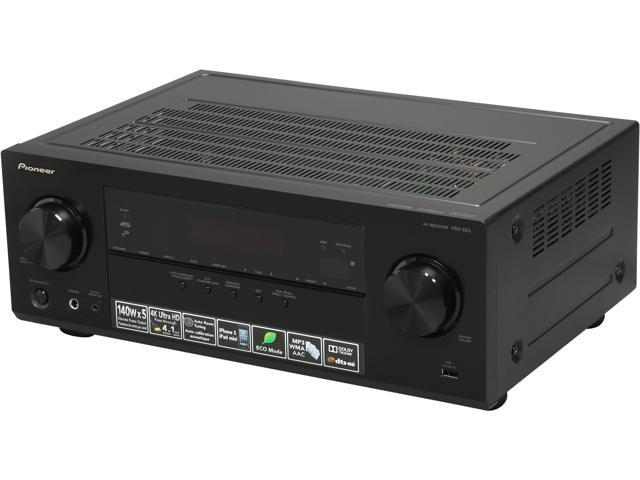 Pioneer VSX-523-K 5.1-Channel Receiver
